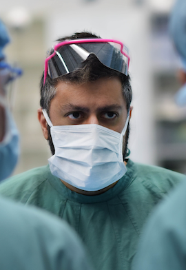 Amit Maini<a href=/amit-maini>→</a><strong>Director of Emergency Medicine Training, The Alfred</strong>
