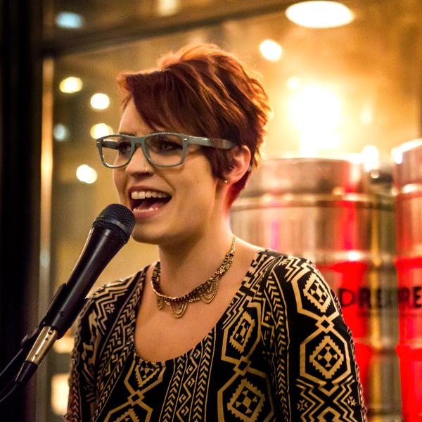 Live EP Recording, 2017   PC: Rachel Kraft