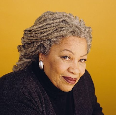 """""""We die. That may be the meaning of life. But we do language. That may be the measure of our lives."""" Rest In Power Toni Morrison"""