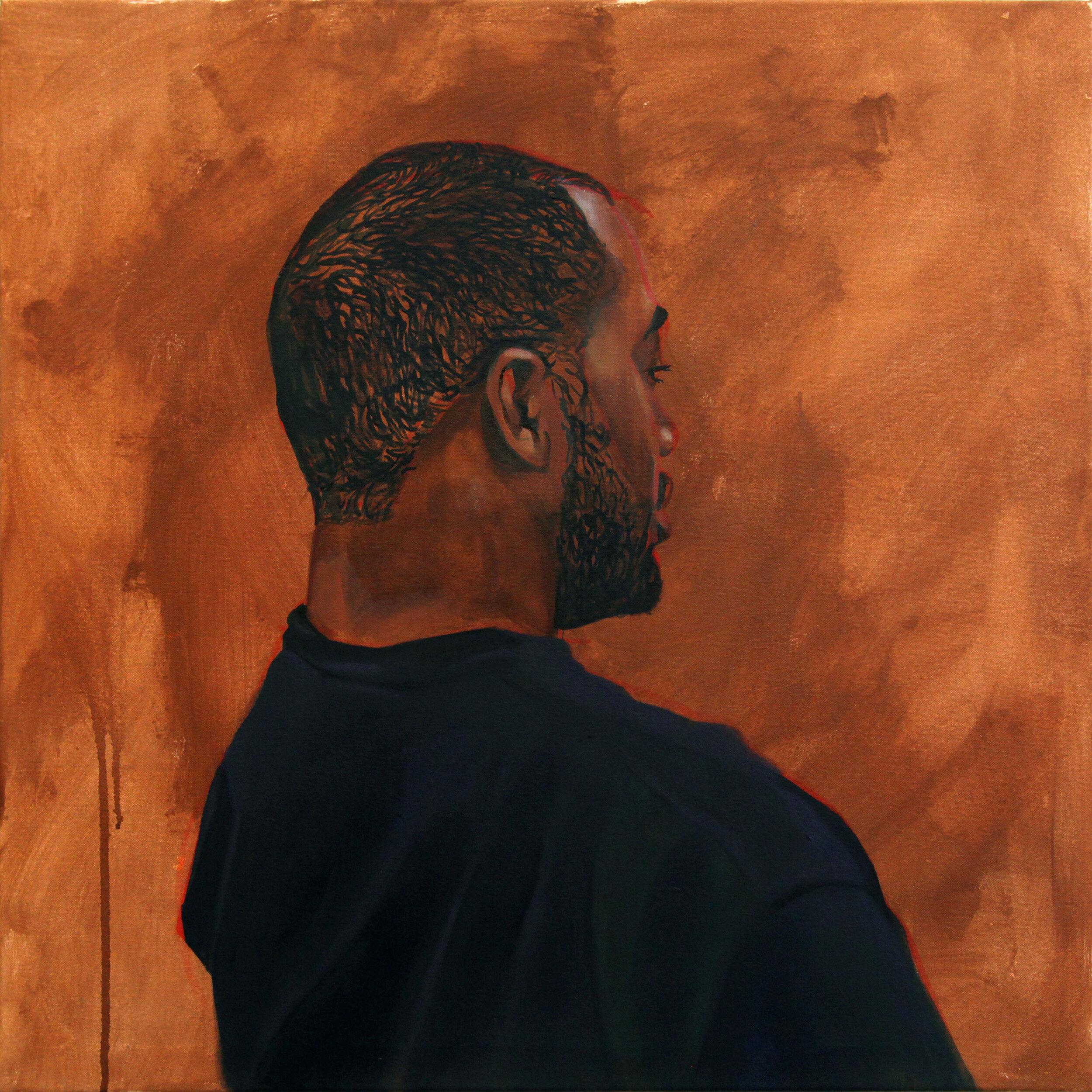 Black Subject I (Braeden)