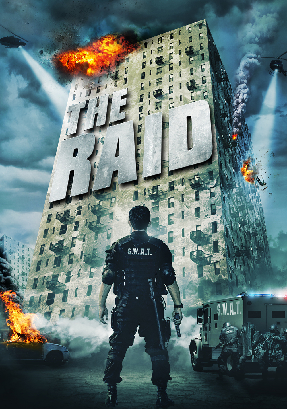 The Raid by -   Joe Carnahan & Adam G. Simon