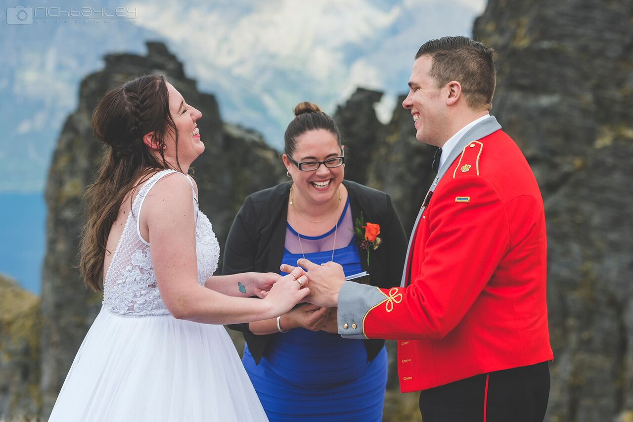Rich Bayley Photography  /  Simply Perfect Weddings