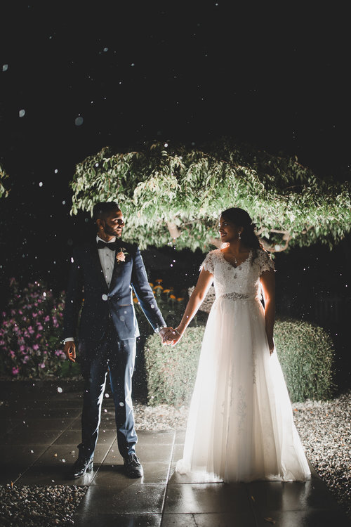 Simply Perfect Weddings  /  Williams Photography