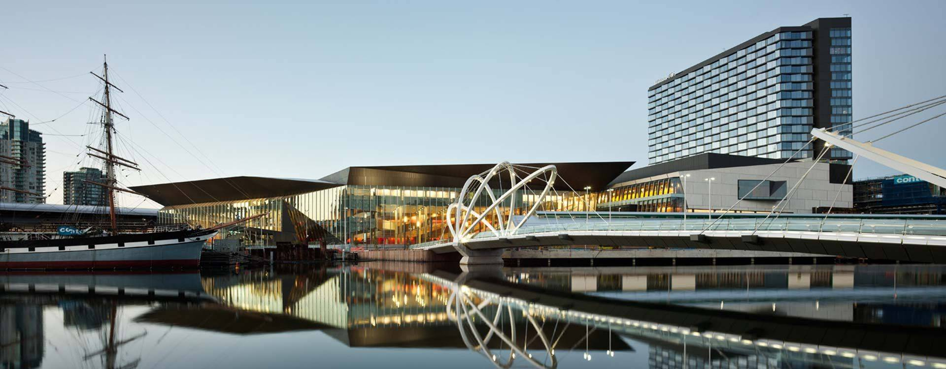 Melbourne Convention and Exhibition Centre - February 1-9, 2020