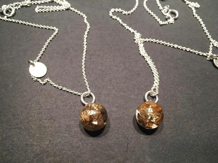 smykker med dyrepels