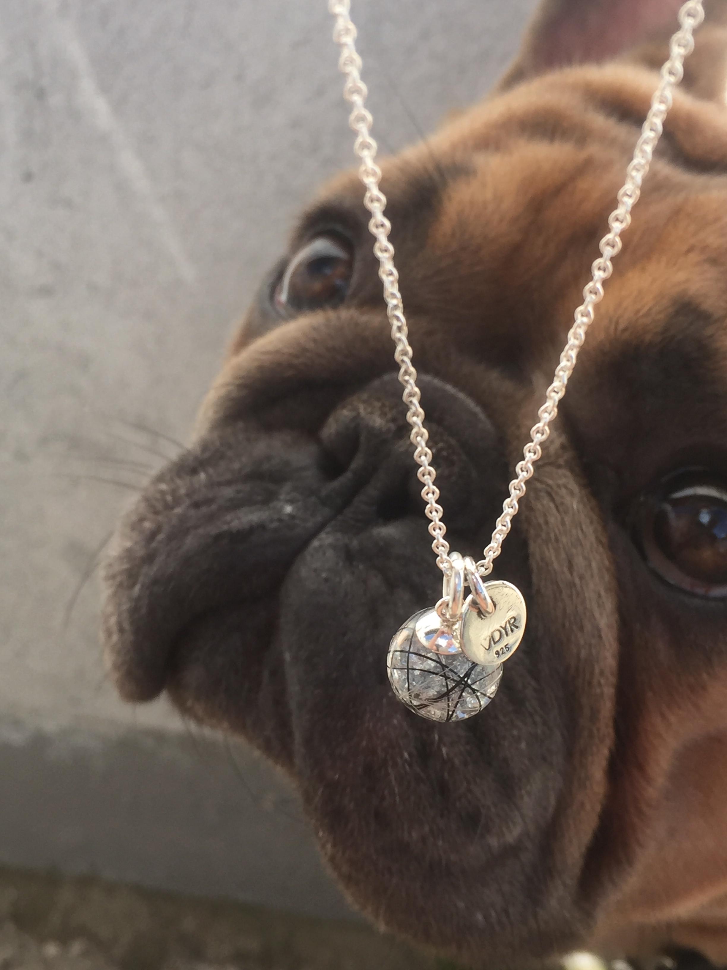 smykke med hund