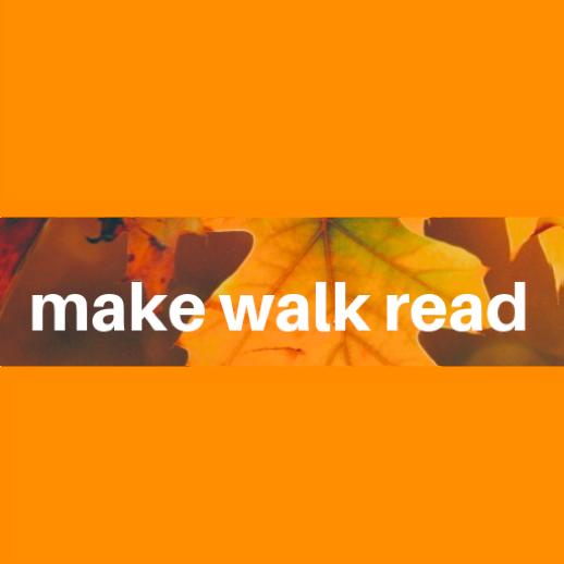LB - Image - Book blogger - Make Walk Read.png