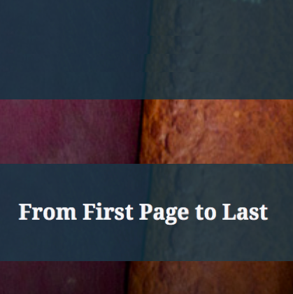 LB - Bloggers - From First Page to Last.png