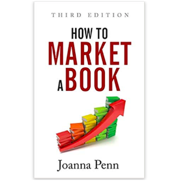 TEA - Book recommendation - How to market a book - Joanna Penn.png