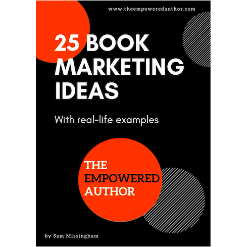 TEA - 25 Book Marketing Ideas cover page square.png