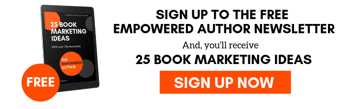 TEA - 25 Book marketing ideas - small ad for blog posts.png