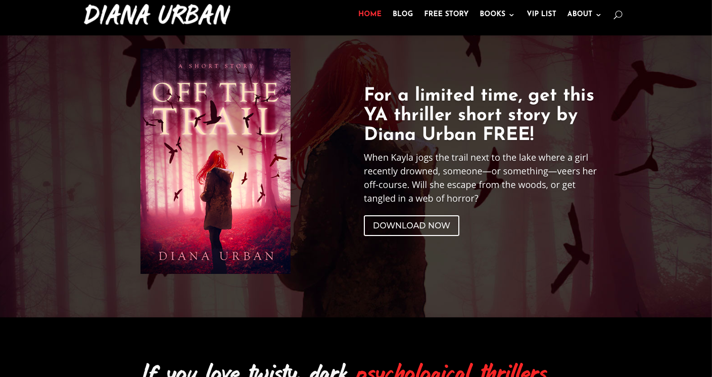LM - Good example of a home page - Diana Urban.png
