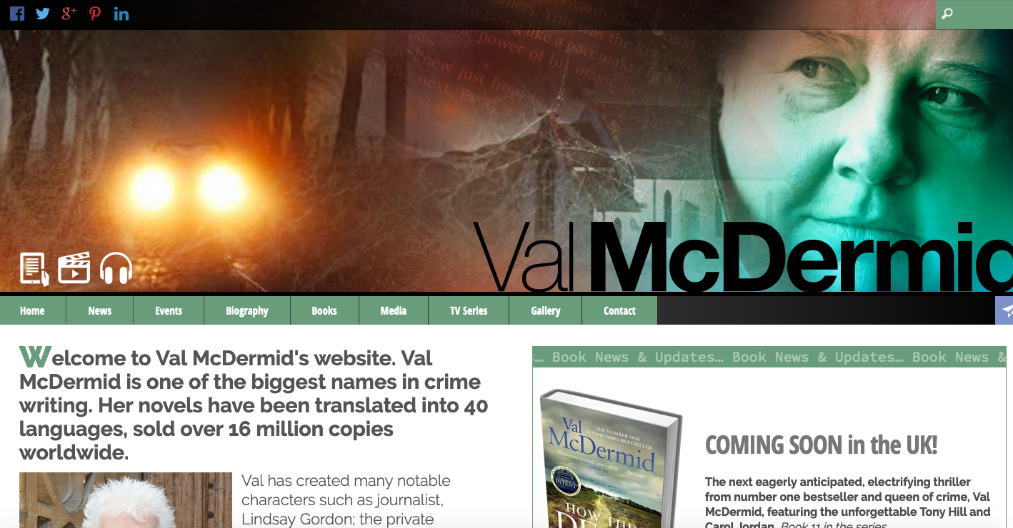 TEA - Author Website - Home page - Val McDermid.png