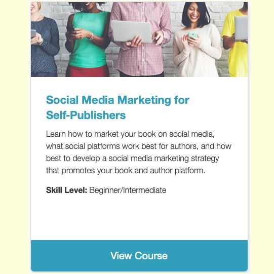 TEA - Online Course - Free -Social Media Marketing for self-publishers Ingram.png
