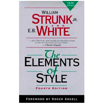 TEA - Book recommendations - Books writing - Elements of style.png