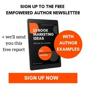 TEA - 25 Book Marketing ideas newsletter sign up square ad.jpg