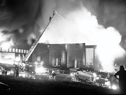The 1977 Beverly Hills Supper Club fire lit the skies over Cincinnati