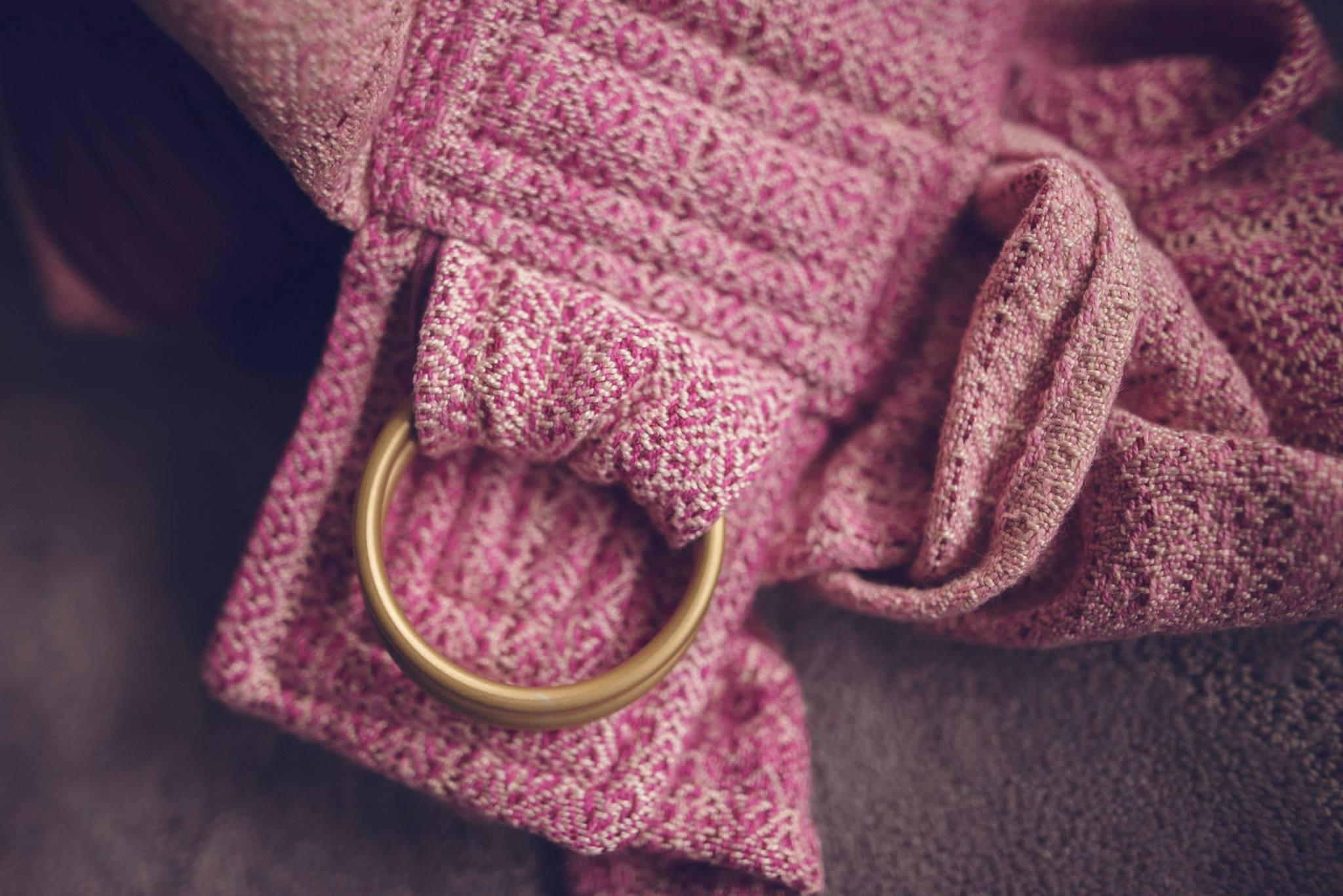 Blue Hibou Signature Ring Waist Carrier