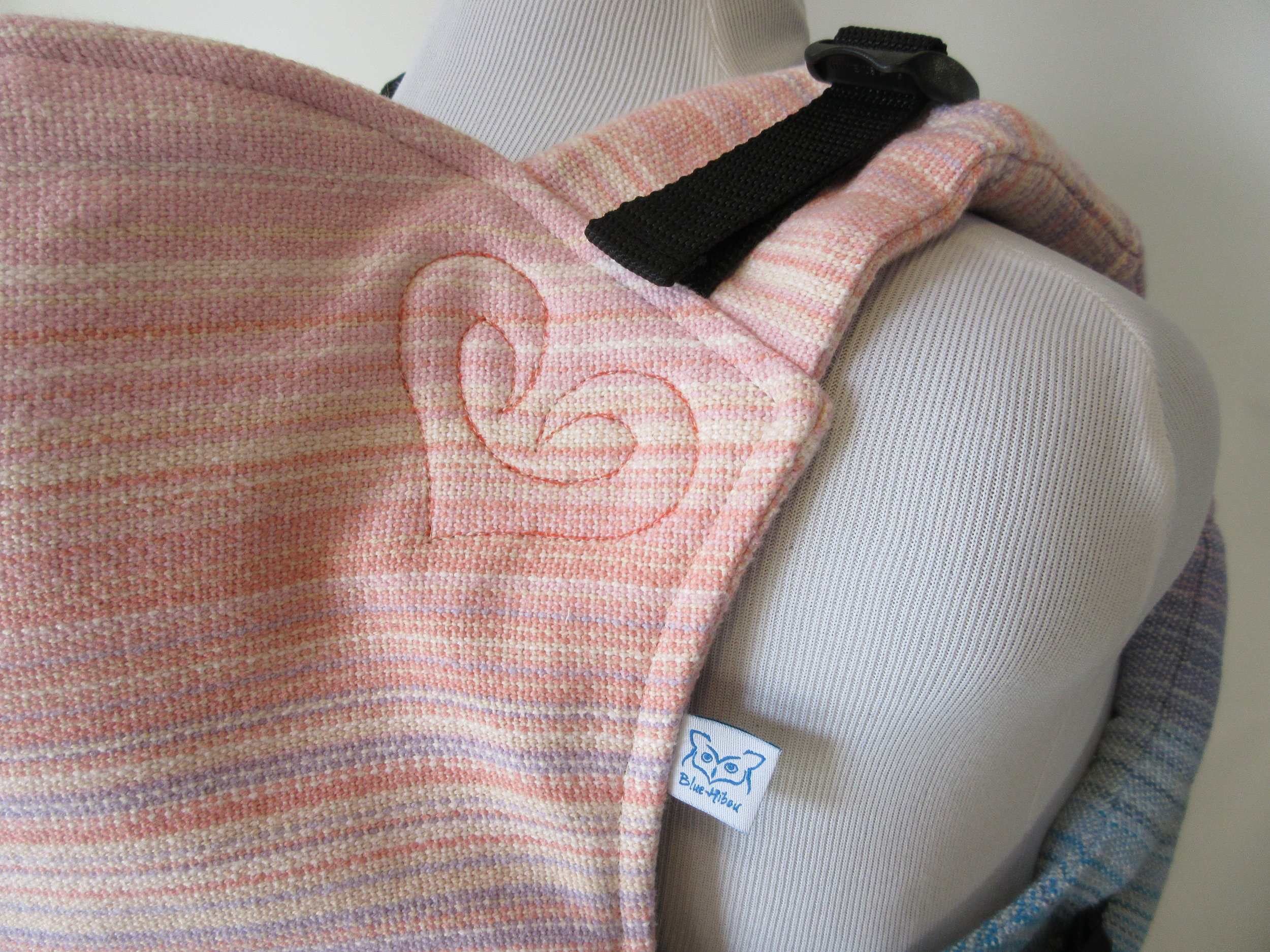 Unpadded Top Edge (with Owl Heart Stitching option)
