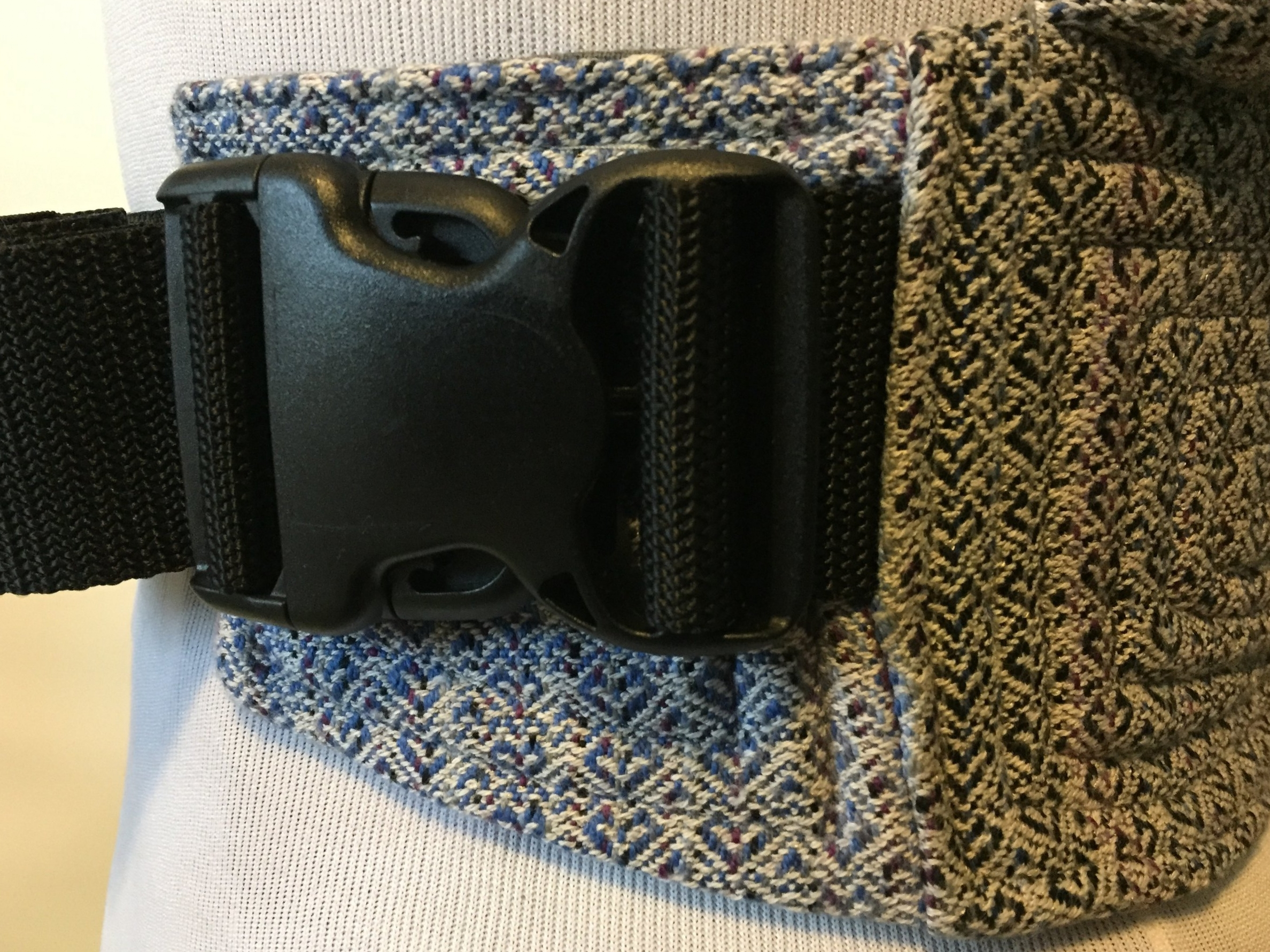 Single Adjust Buckle