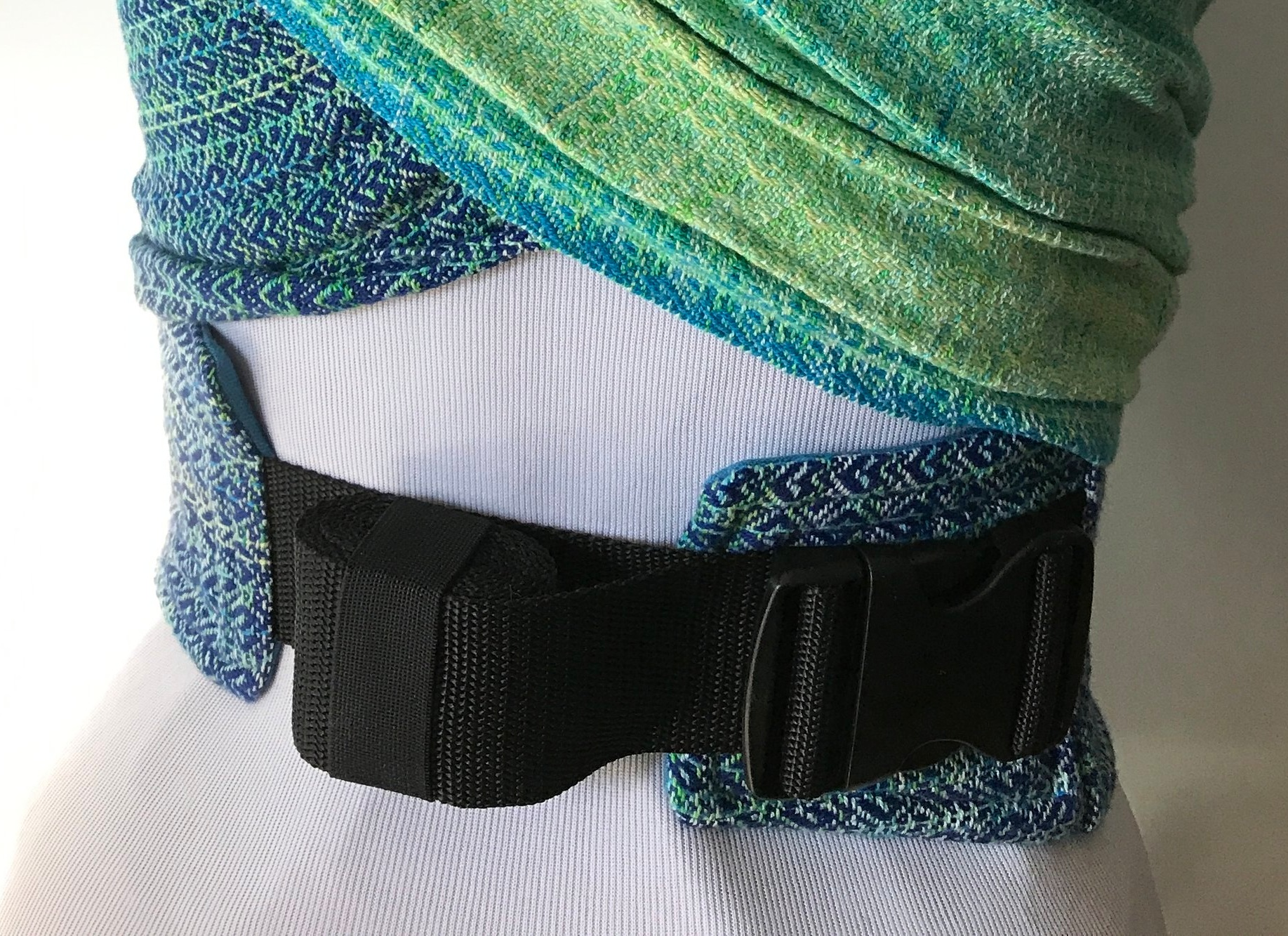 Buckle Waistband (Available as single or dual adjust (single is pictured here)