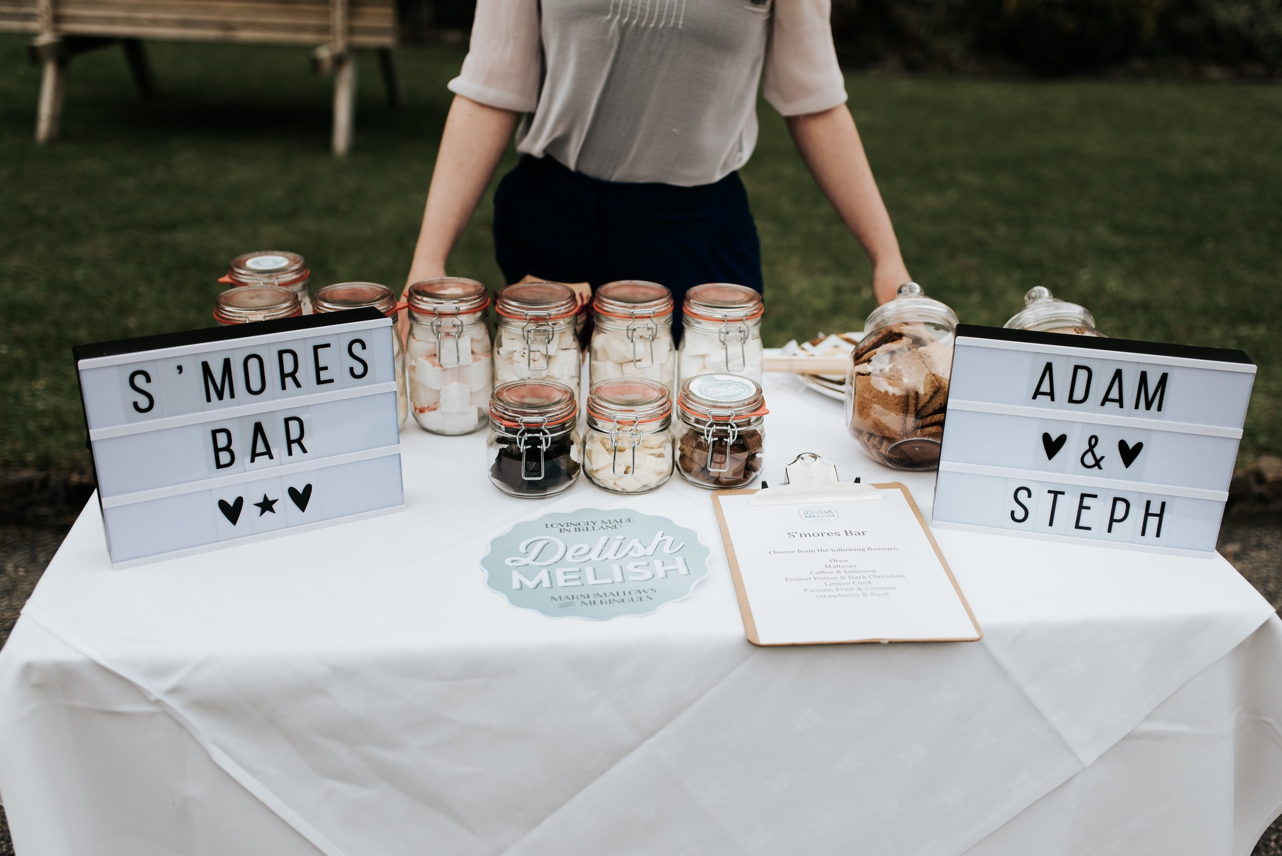 S'mores Bar, Kinnity Castle