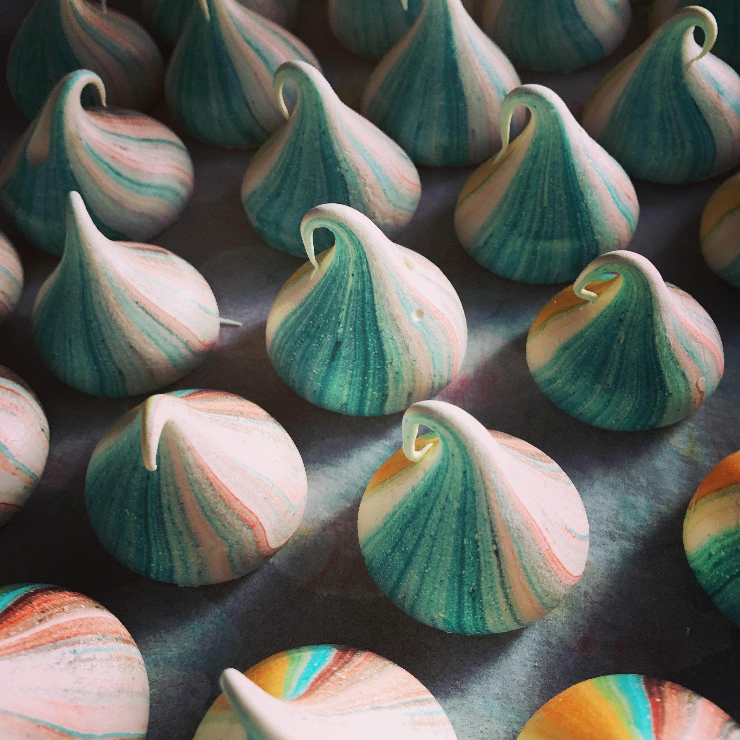 Logo meringues