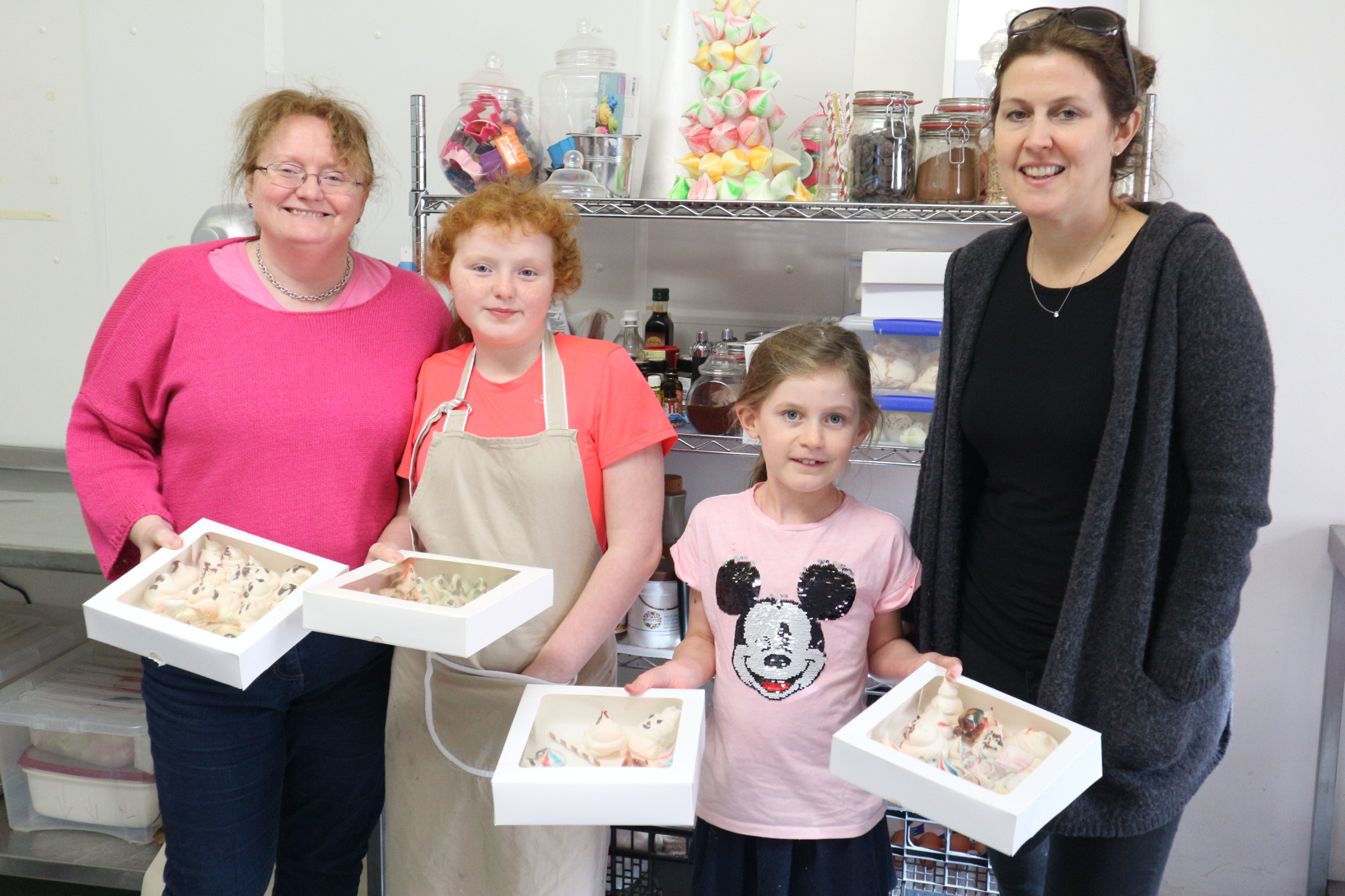Parent and child class, Childrens baking class
