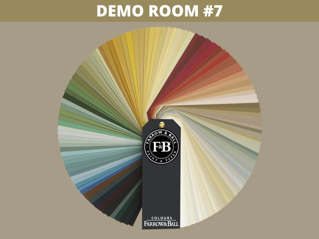 "FOR THE INTERIOR DESIGNER: ROOM B     Featuring:      ""AESTHETIC High-End     AudioVisual Solutions"""
