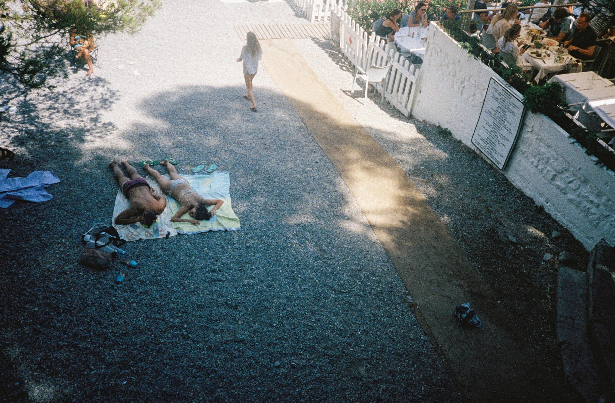 Beach Bums, St Jean Cap Ferrat