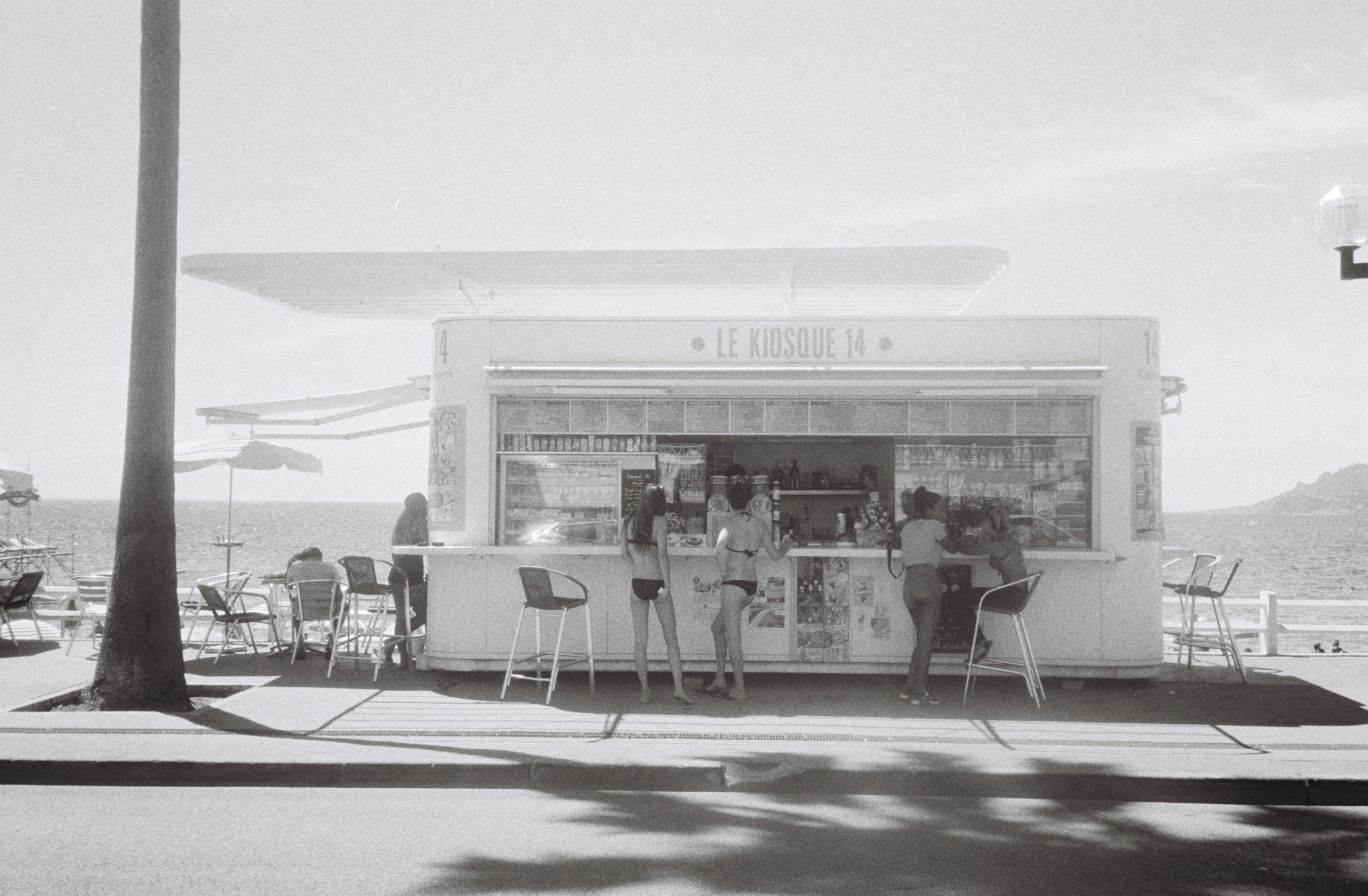Le Kiosque 14, Midi Boulevard