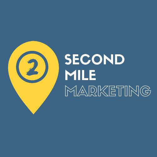Second Mile Marketing Logo Inspiration