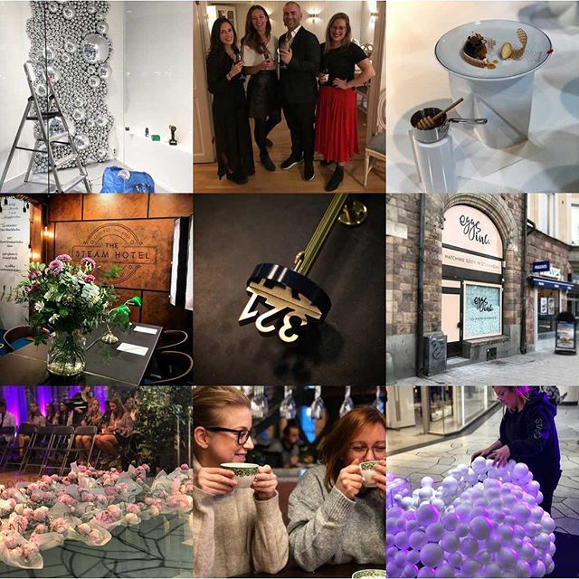 Happy to see that our best nine is a great mix of many the services and products we provide. Bespoke details, interiordesign, Visual merchandising, decor, and events. In short; Anything that you can touch, feel, sense or experience in the physical world (as opposed to the digital) with the specific purpose if enhancing a brand. 🎨 / _______________________________________________________ #stillback #details #detaljer #bespoke #paketering #packaging #interiordesign #brandexperience #branding #brand #profil #upplevelsedesign #varumärkesgestaltning #itsallinthedetails #fysiskkommunikation #tryckochprofil #design #fysiskkommunikation #event #eventochlansering #exponering #vm #visualmerchandising #decor #dekor #produktion #production