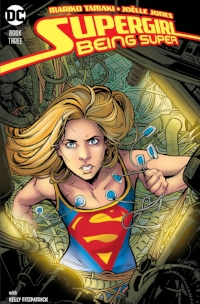 Mindy picks Supergirl.  She can read this without worrying about continuity in other books.  Mindy has a problem with continuity.