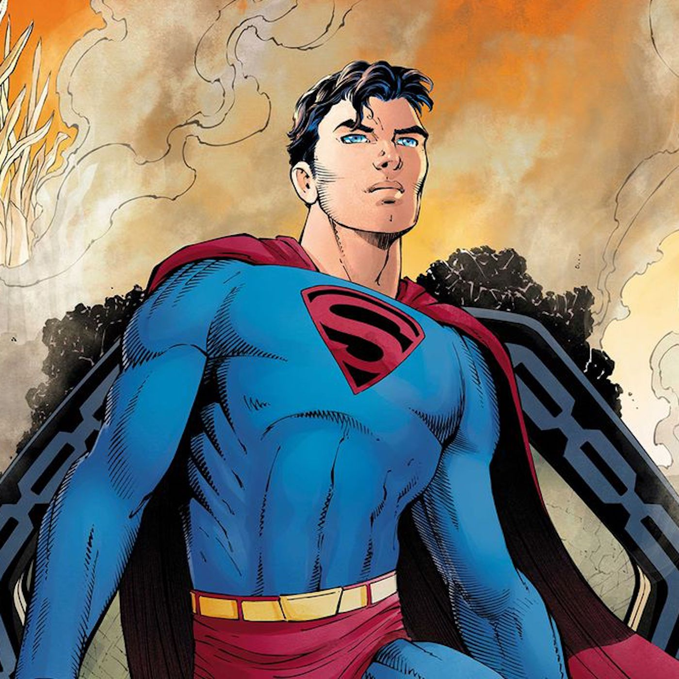 - Clark's origin redux, Detectives assemble!, checking in on Multiversity, holding the world hostage, Shadow's travails, RIP Vertigo, and September listings.