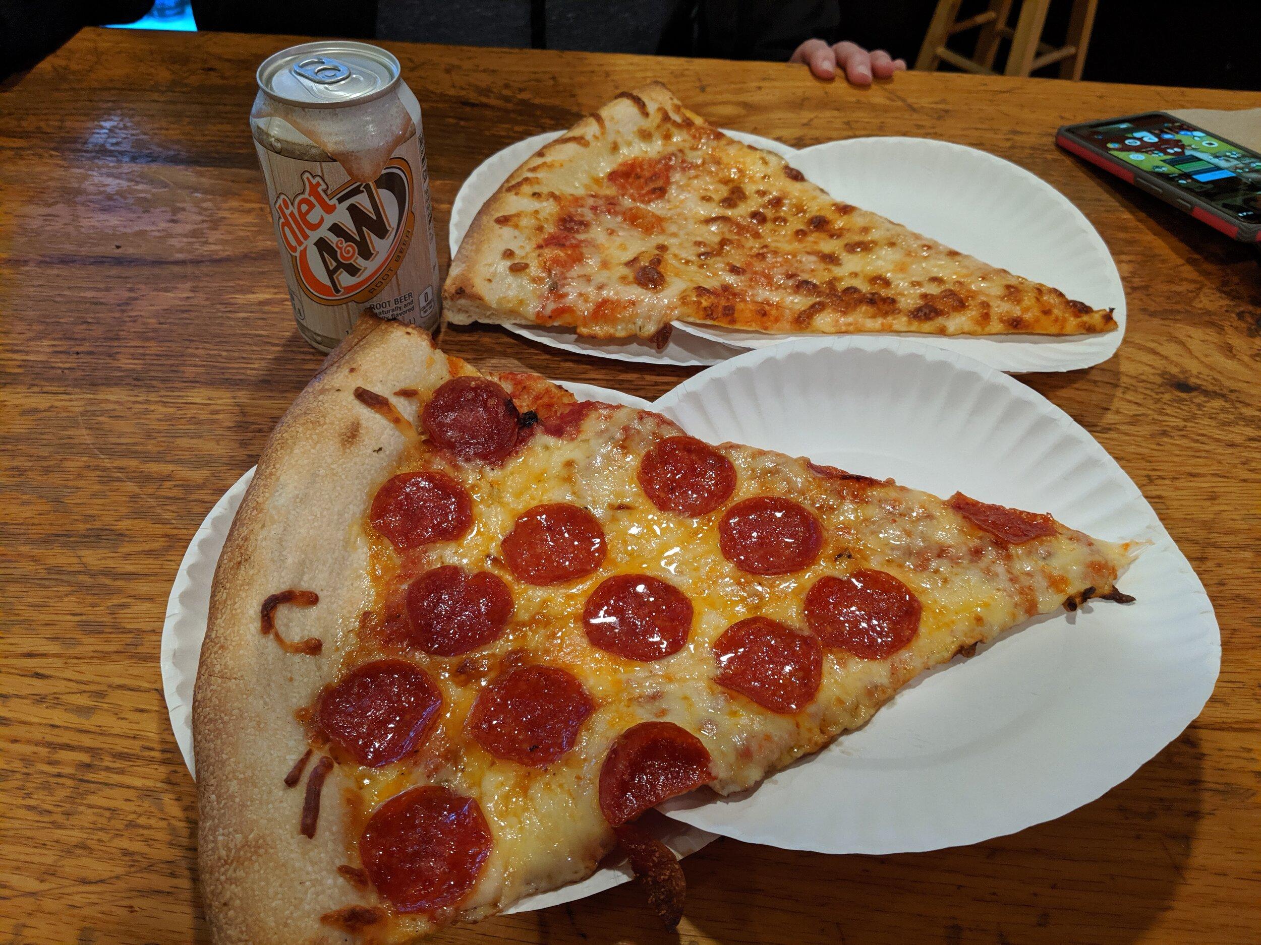 A BIG slice.