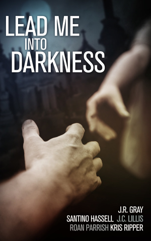 Lead Me Into Darkness Roan Parrish, author of contemporary gay romance