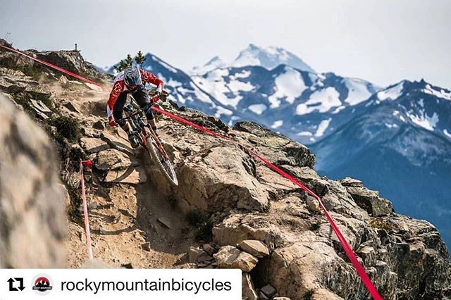 It's almost go time for the everyone out @world_enduro in Whistler💪🏼🚀 Good luck to all the @peatysproducts  shredders🔥 @rockymountainbicycles ・・・ @world_enduro #6 is tomorrow and the Rocky Mountain @raceface Enduro Team will be back in action!  The weekend saw an unfortunate turn during training. @jessemelamed went down in practice injuring his hand, his status for tomorrow is up in the air. We are hoping that he sees a speedy recovery.  Photo: @postroski Photos: @kikeabelleira  #lovetheride #peatysproducts #peatys #enduroworldseries #shakinguptheindustry #peatysproducts #tubeless #bikelife #whistler
