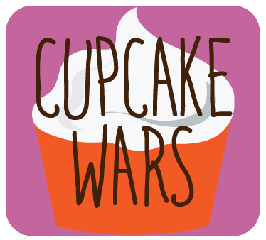 Cupcake Wars (ages 6+) - Team Cupcake Making & Decorating CompetitionFruit KabobsChoice of DrinkPackage includes 2 housemade large cheese pizzas