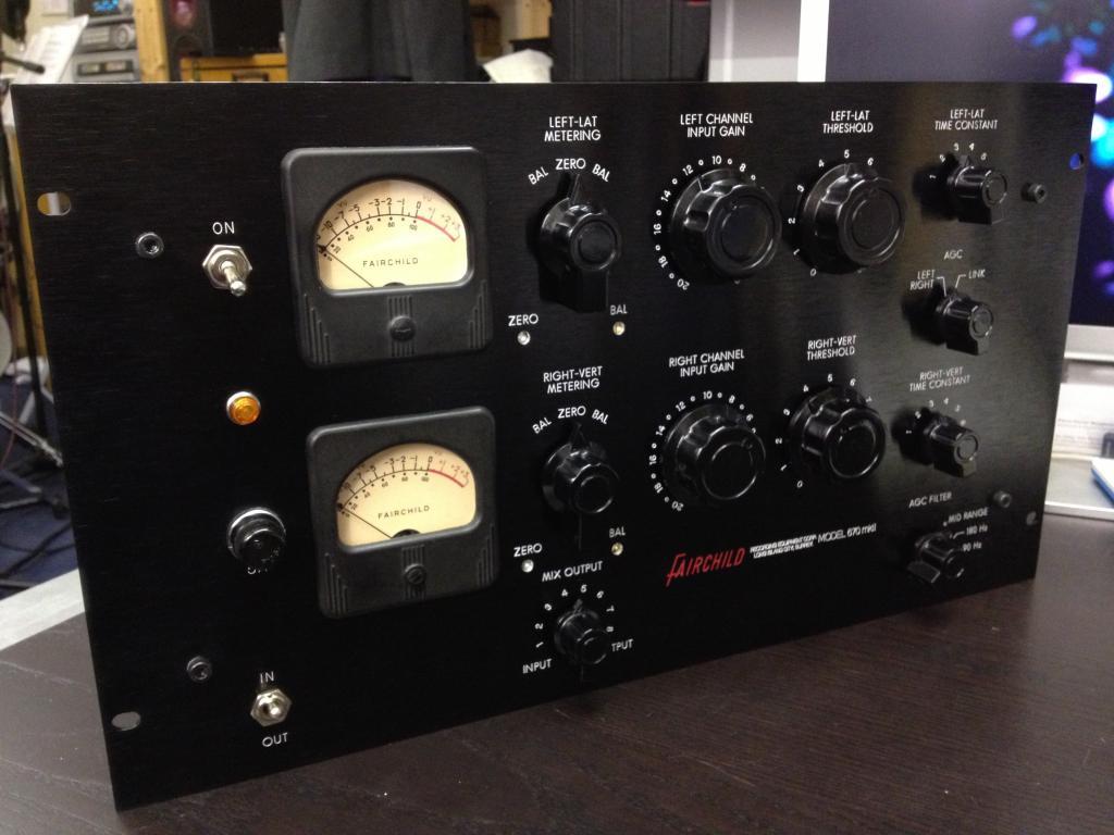 Original Fairchild 670 Limiter