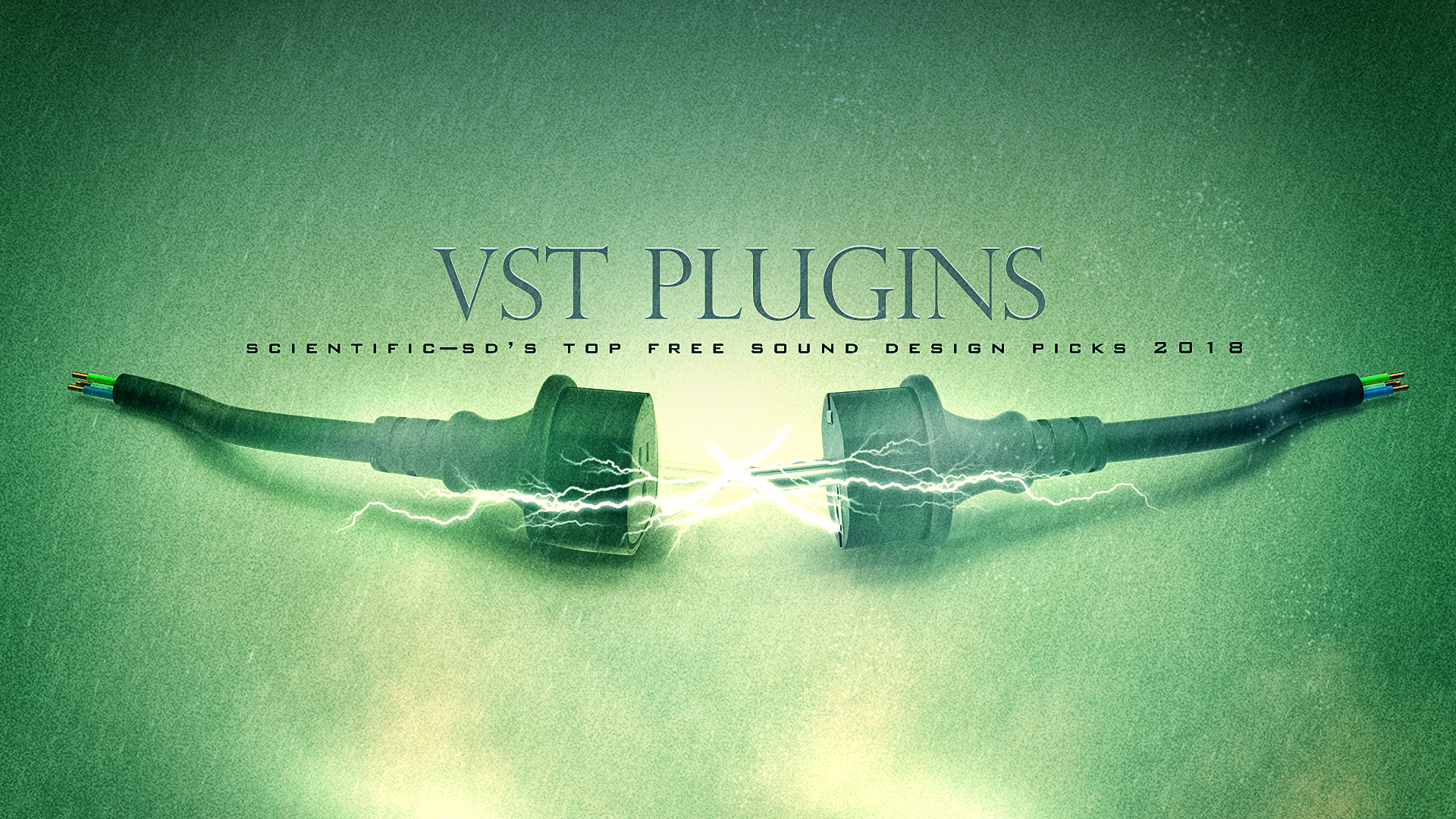 scientific-sd's Top free vst plugins of 2018 that assist in creating sound designs, efx's and audio production sounds/samples from scratch.