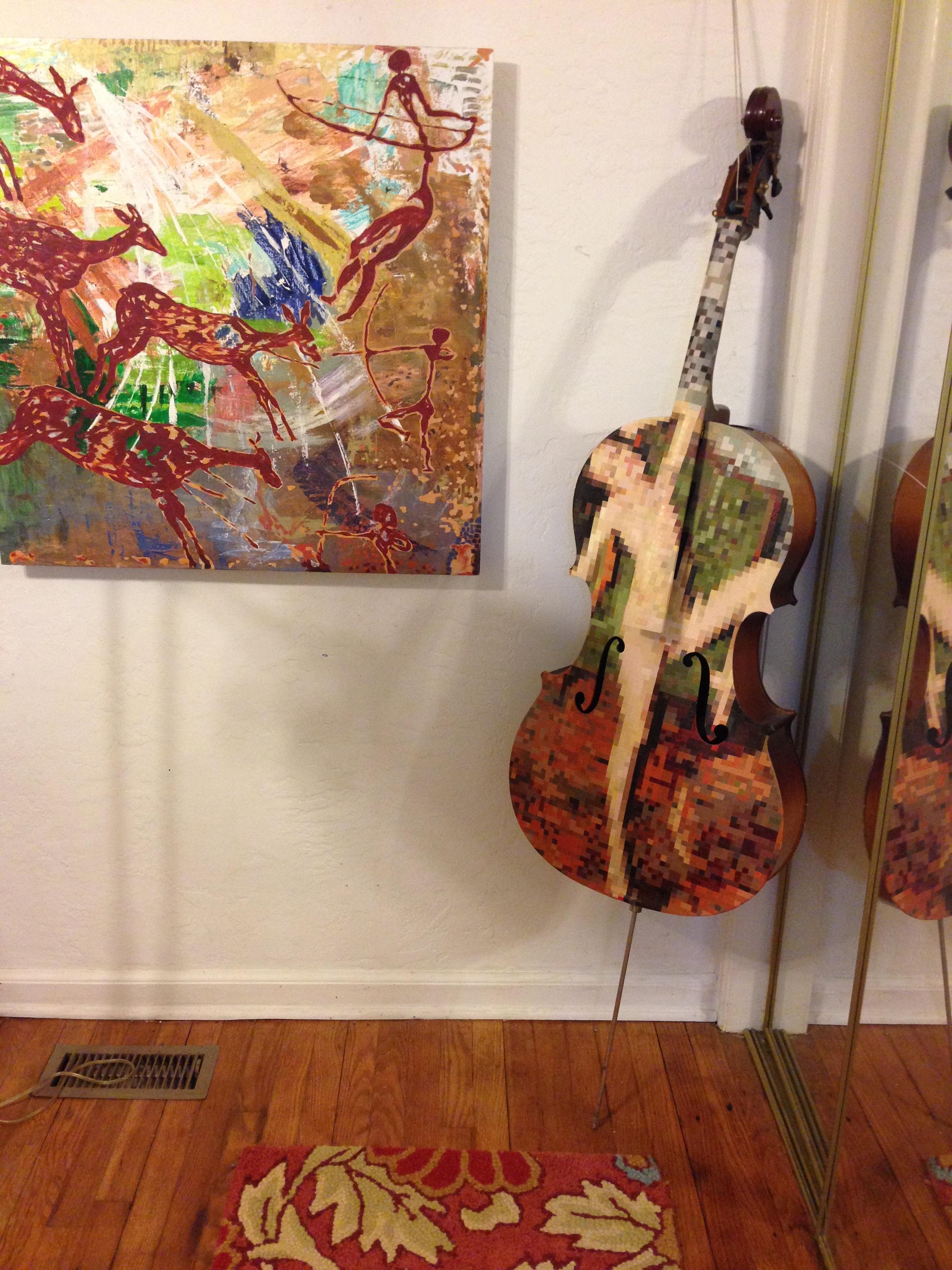 Binary Cello