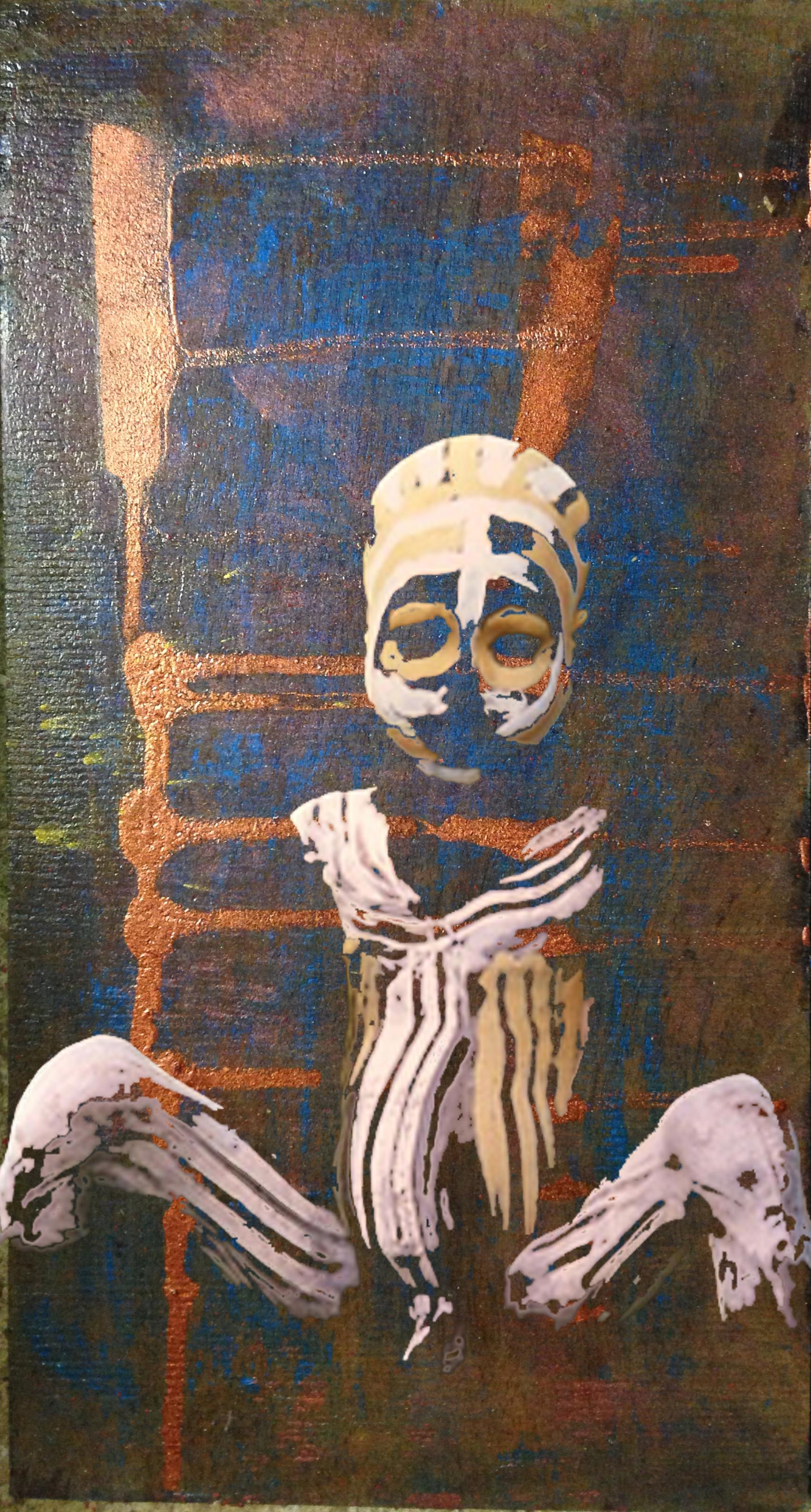 Indigenous Body Paint