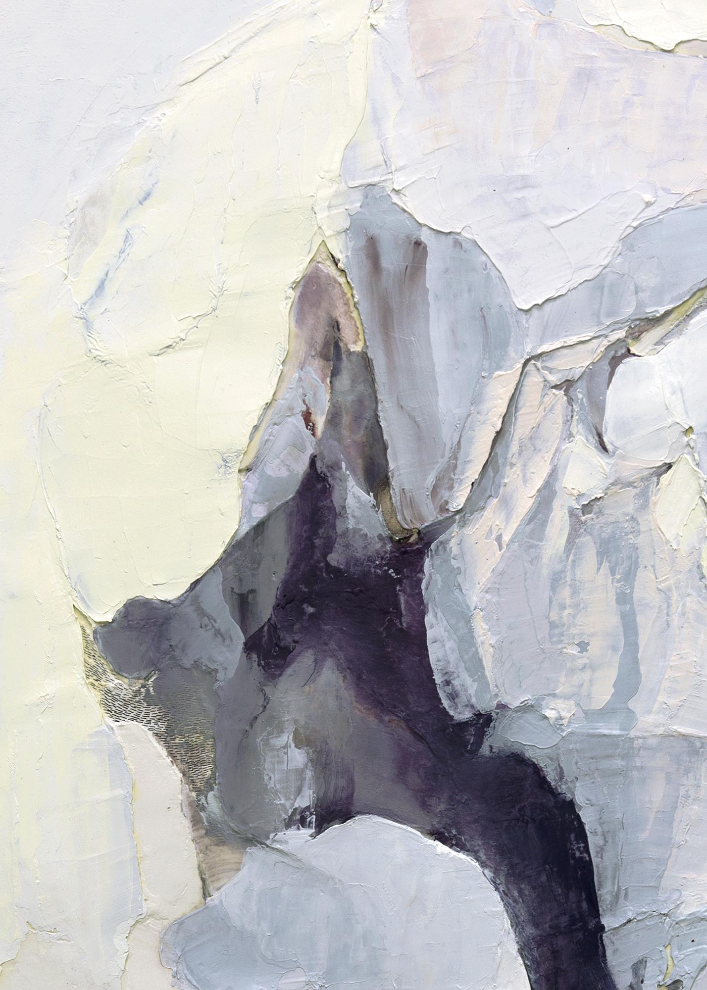 Detail of Untitled (Tectonic II), 2017