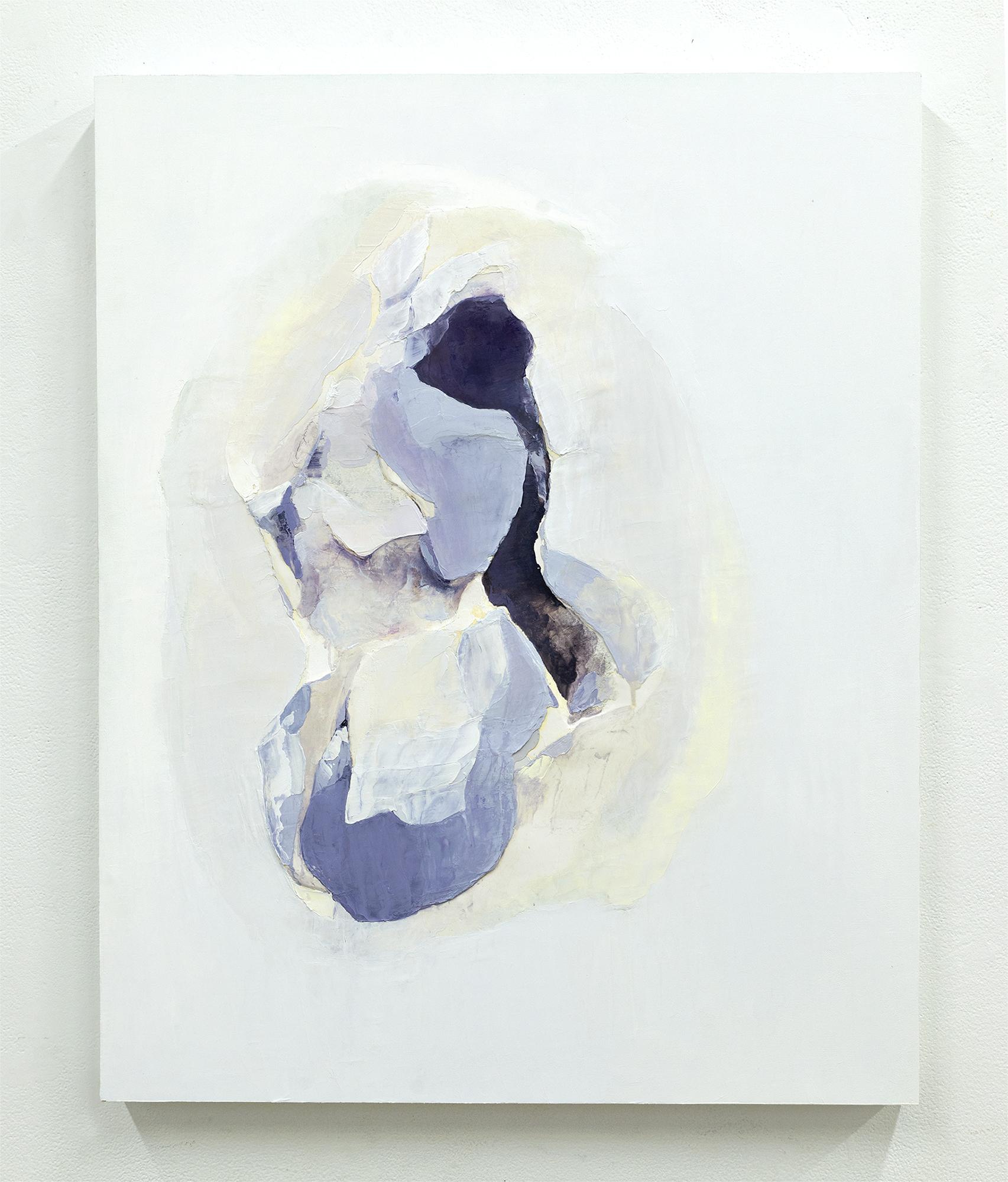 Untitled (Tectonic I), 2017