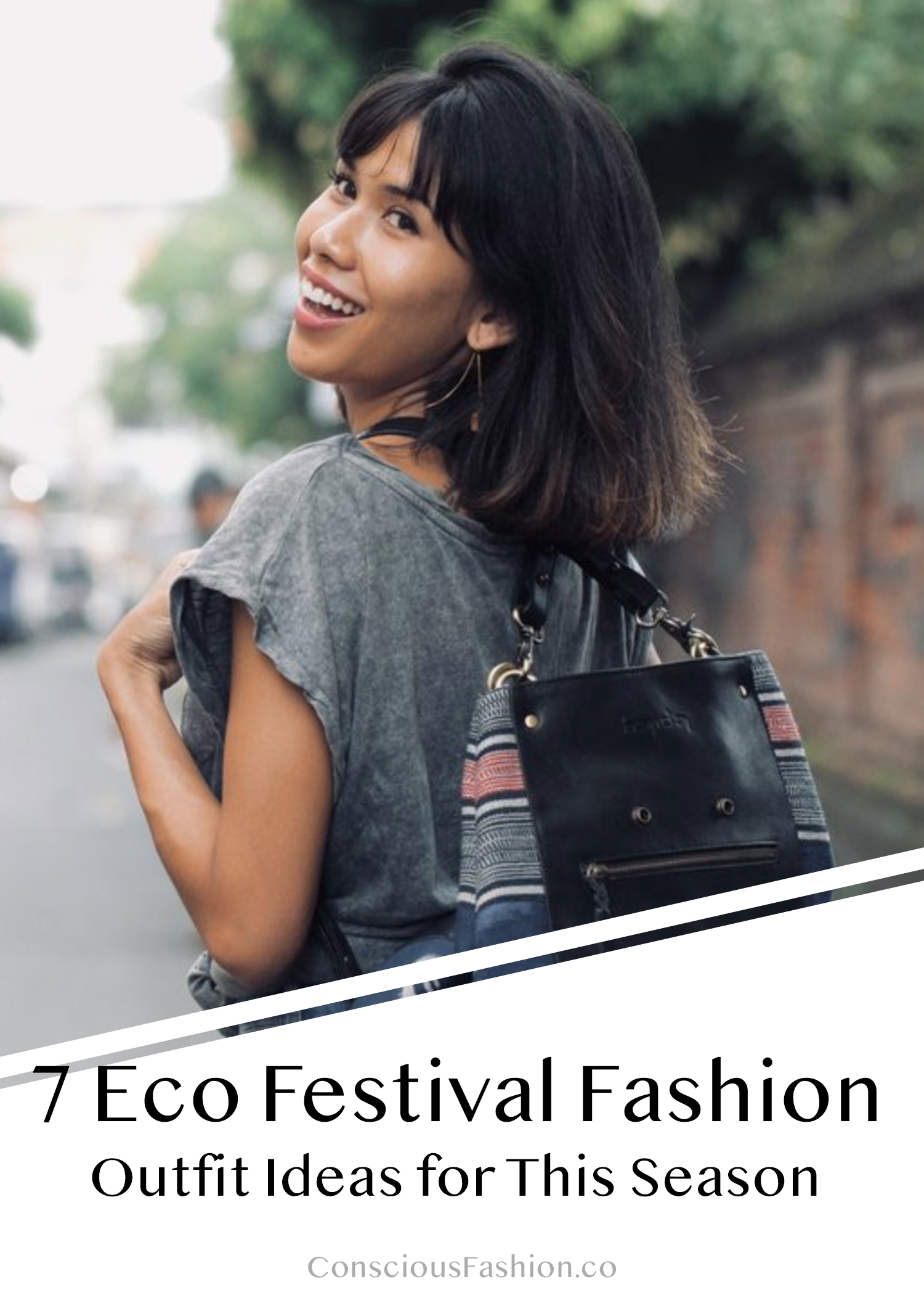 Eco Festival Fashion Outfit Ideas by Conscious Fashion Collective