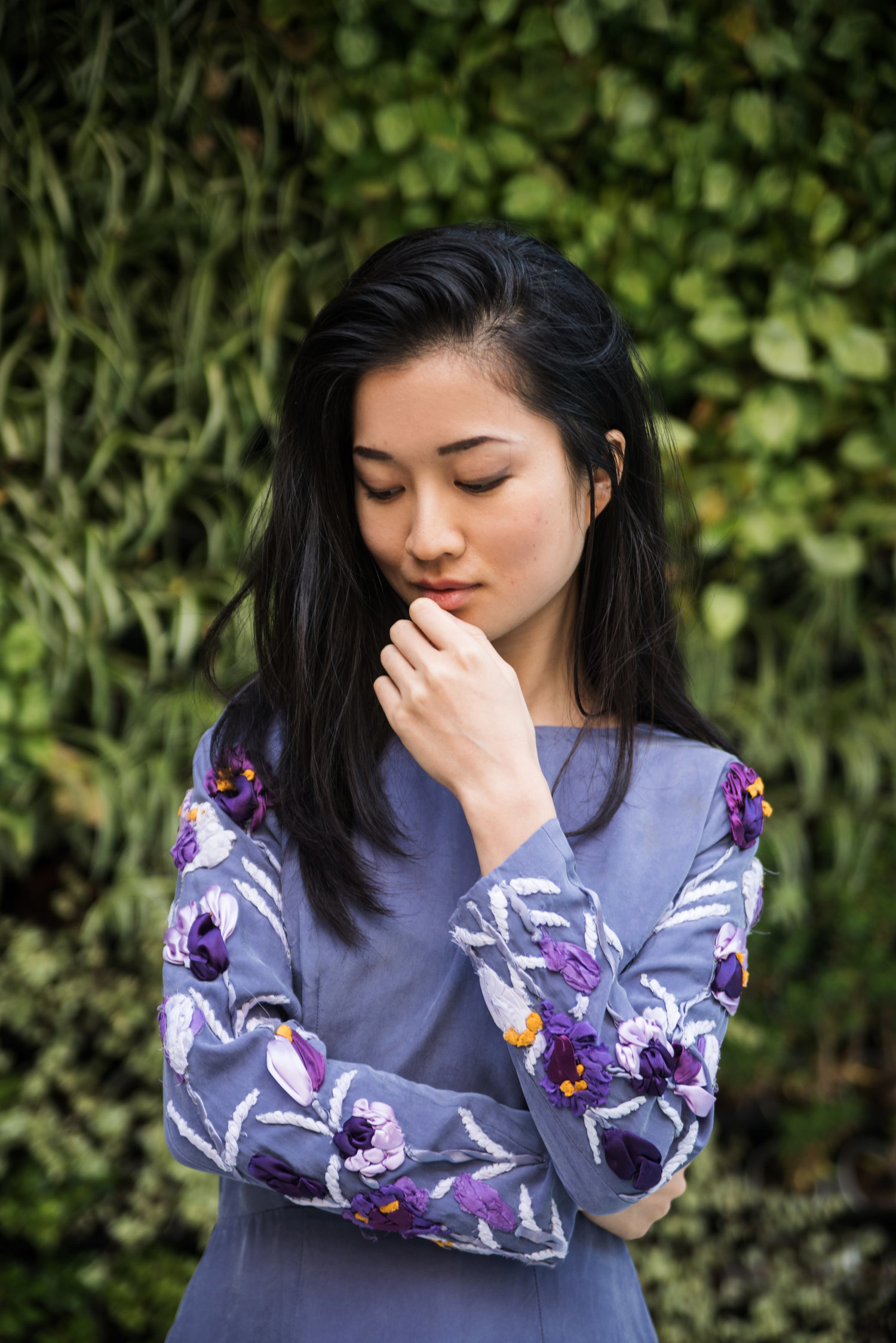 Eco-Friendly Floral Dresses Spring AGAATI