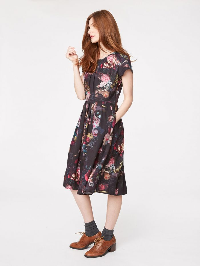 Eco Friendly Floral Dresses Spring Thought