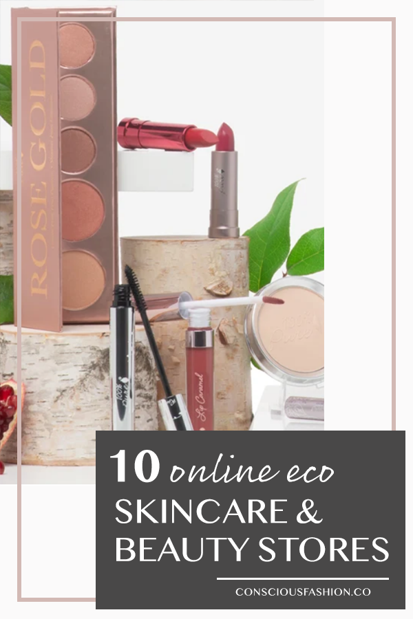 Online Eco Skincare and Beauty Stores - Conscious Fashion Collective