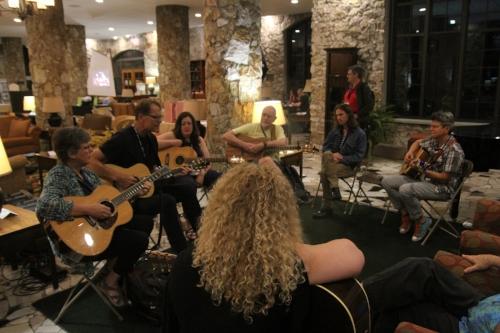 IMG_5289 Jam in Lobby 5-17-2018.JPG